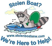 Stolen Boats Northwest